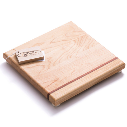 Soundview Millworks are the best cutting boards to get you ready for the Fourth of July weekend. Hand-crafted right here in CT!