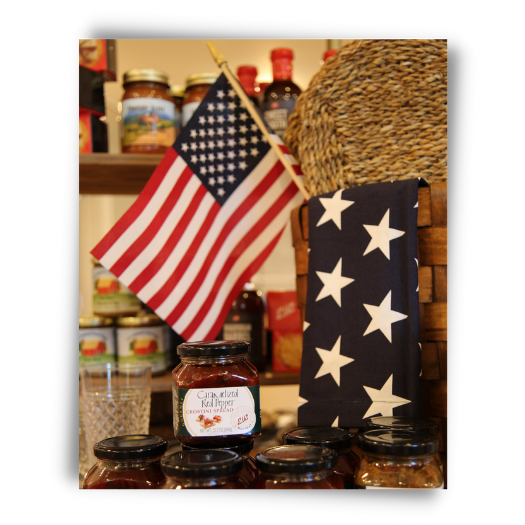 ELKI provides just the right fun thing and will have you ready for the Fourth of July weekend party!