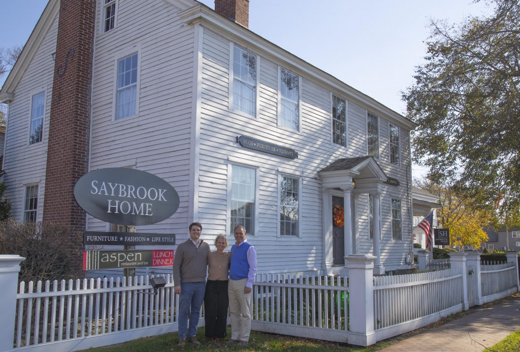 New Signage for Saybrook Home